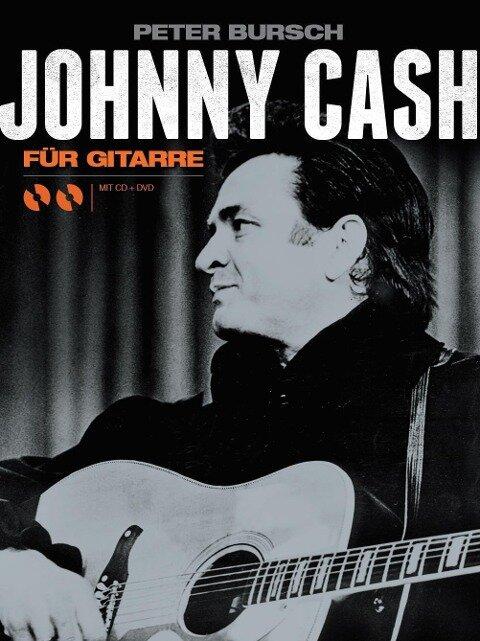 Johnny Cash für Gitarre - Peter Bursch