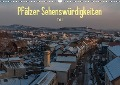 Pfälzer Sehenswürdigkeiten - Teil I (Wandkalender 2018 DIN A3 quer) - Erhard Hess