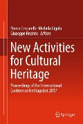 New Activities For Cultural Heritage -