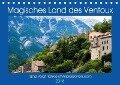 Magisches Land des Ventoux (Tischkalender 2018 DIN A5 quer) - Tanja Voigt