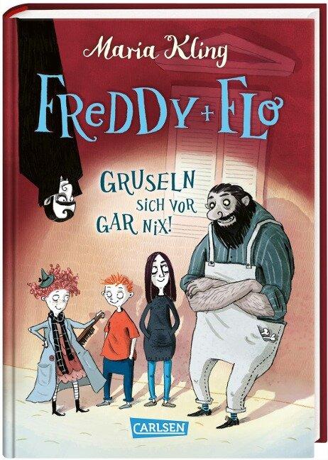 Freddy und Flo gruseln sich vor gar nix! - Maria Kling
