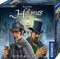 Holmes - Sherlock gegen Moriarty - Diego Ibanez
