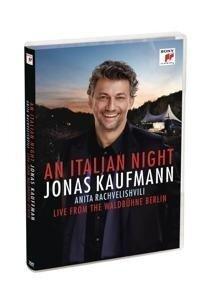 Eine italienische Nacht-Live v.d. Waldbühne Berlin - Jonas/Rachvelishvili/RSO Berlin/Rieder Kaufmann