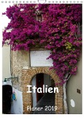 Italien Planer 2019 (Wandkalender 2019 DIN A4 hoch) - Anneli Hegerfeld-Reckert