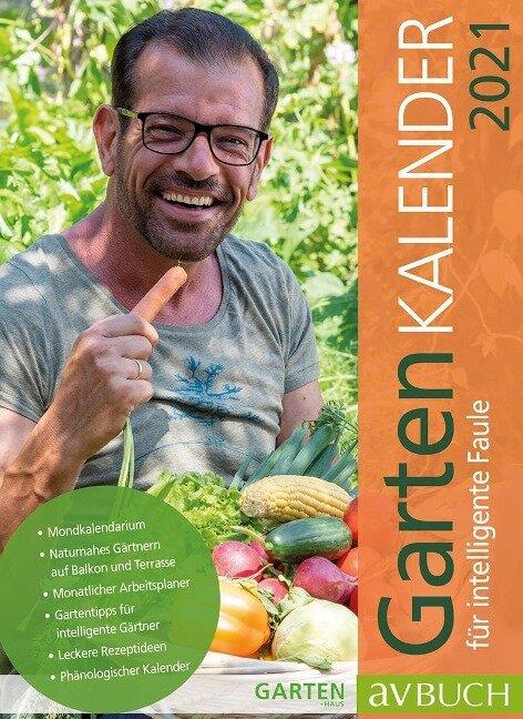 Gartenkalender 2021 -