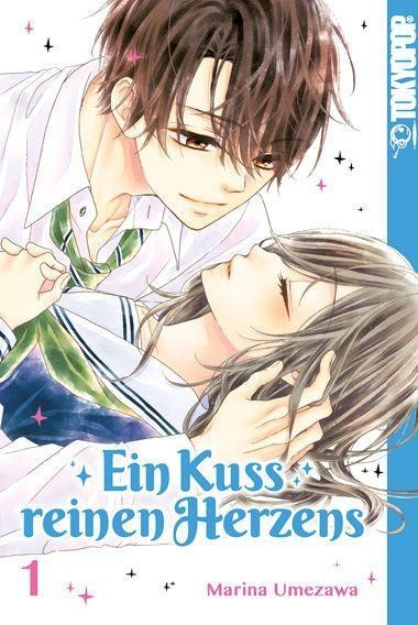 Ein Kuss reinen Herzens 01 - Marina Umezawa