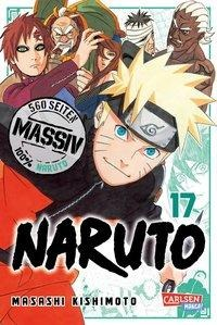 NARUTO Massiv 17 - Masashi Kishimoto