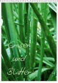 Gräser und Blätter (Wandkalender 2019 DIN A3 hoch) - Anja Otto