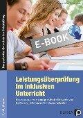 Leistungsüberprüfung im inklusiven Unterricht - Thomas Höchst, Thomas Masyk