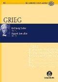 Holberg Suite / Sigurd Jorsalfar - Edvard Grieg