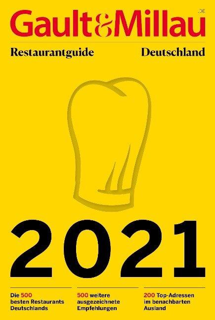 Gault&Millau Restaurantguide Deutschland 2021 - Christoph Wirtz