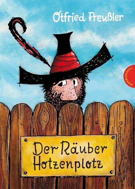 Der Räuber Hotzenplotz (Bd. 1 koloriert) - Otfried Preußler