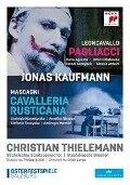 Cavalleria Rusticana/Pagliacci - Jonas/Thielemann Kaufmann