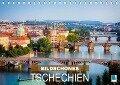 Bildschönes Tschechien (Tischkalender 2017 DIN A5 quer) - CALVENDO