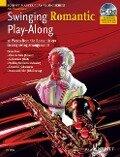 Swinging Romantic Play-Along. Alt-Saxophon; Klavier ad lib. -