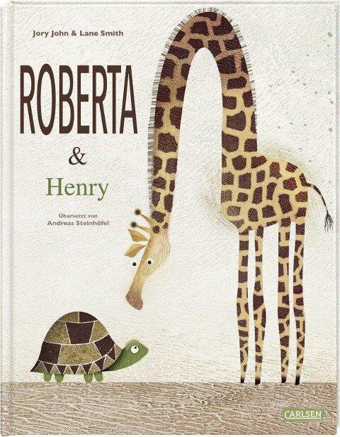 Roberta und Henry - Jory John
