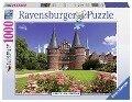 Lübeck - Holstentor. Puzzle 1000 Teile -