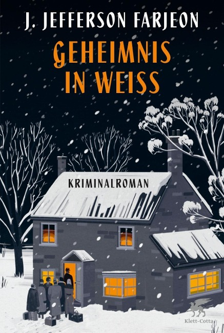 Geheimnis in Weiß - J. Jefferson Farjeon