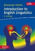 Introduction to English Linguistics - Annette Becker, Markus Bieswanger