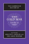 Cambridge History of the Cold War: Volume 3, Endings -