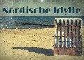 Nordische Idylle (Wandkalender 2018 DIN A3 quer) - Heike Hultsch