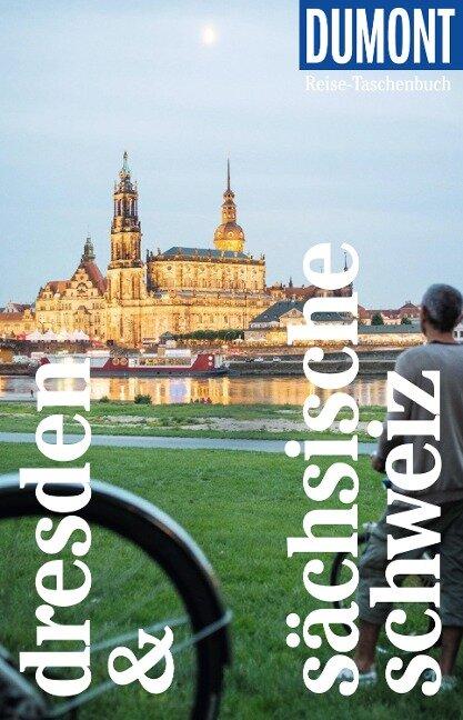 DuMont Reise-Taschenbuch Dresden & Sächsische Schweiz - Siiri Klose