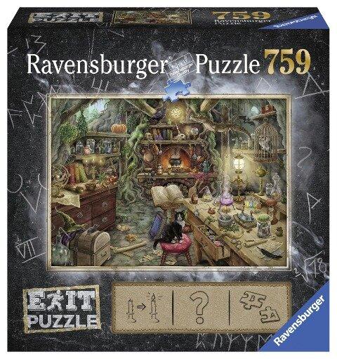 Exit 3: Hexenküche - Puzzle 759 Teile -