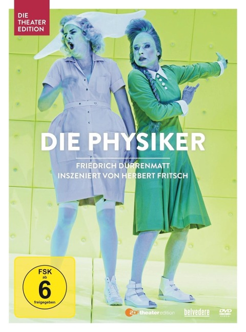 Die Physiker - H. /Harfouch Fritsch
