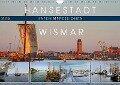 Hansestadt Wismar - Hafenimpressionen (Wandkalender 2019 DIN A4 quer) - Holger Felix