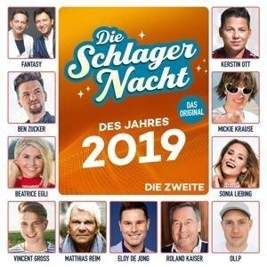 Die Schlagernacht des Jahres 2019 - Die Zweite - Various