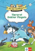 Klett Zoo der Zaubertiere Tierarzt Doktor Pinguin 1./2. Klasse - Matthias Bornstädt