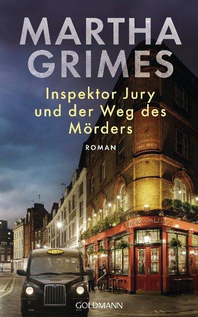 Inspektor Jury und der Weg des Mörders - Martha Grimes
