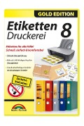 Etiketten Druckerei 8 -