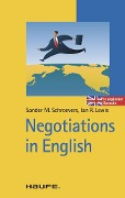 Negotiations in English - Sander Schroevers