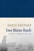 Das Blaue Buch - Erich Kästner