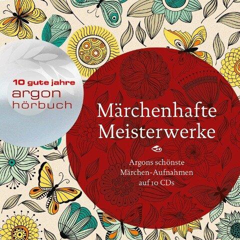 Märchenhafte Meisterwerke - Ludwig Bechstein, Wilhelm Hauff