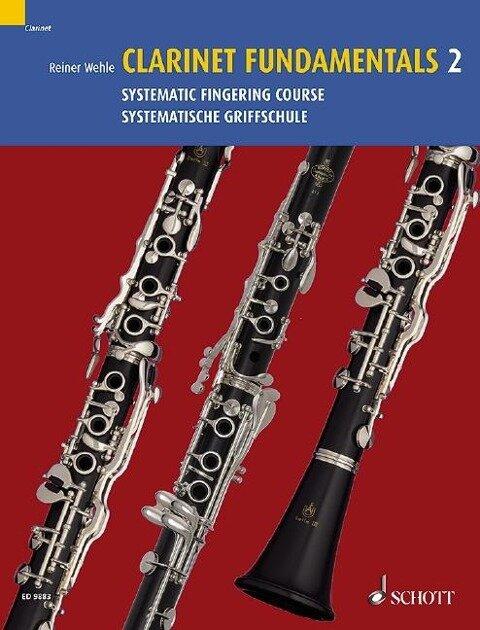 Clarinet Fundamentals 2 - Reiner Wehle
