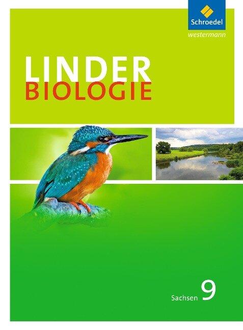 LINDER Biologie 9. Schülerband. Sachsen -