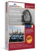 Sprachenlernen24.de Italienisch-Komplettpaket (Sprachkurs) -