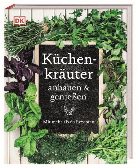 Küchenkräuter anbauen und genießen - Jeff Cox, Marie-Pierre Moine