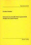 Komplexe strukturelle Ordnungszustände dekagonaler Quasikristalle - Eveline Weidner