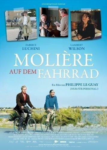 Molière auf dem Fahrrad - Philippe Le Guay, Fabrice Luchini, Jorge Arriagada