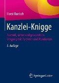Kanzlei-Knigge - Horst Hanisch