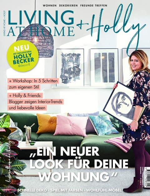 Living at Home + Holly -