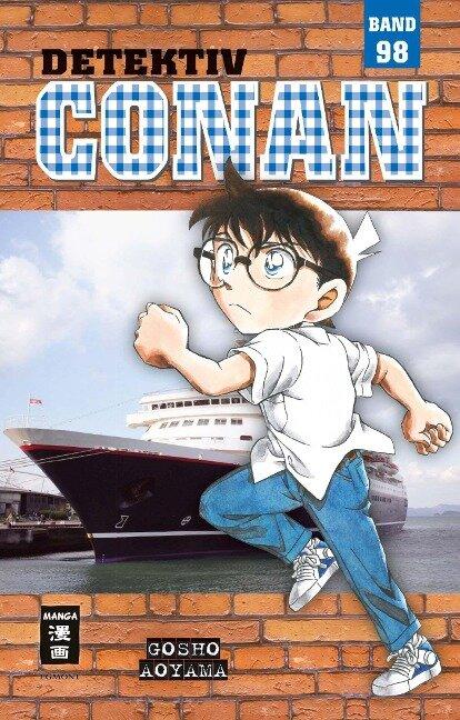 Detektiv Conan 98 - Gosho Aoyama
