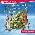 Wenn die Tiere Weihnachten feiern (CD) -