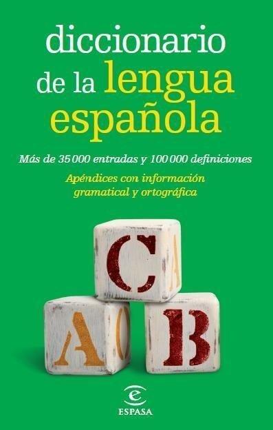 Diccionario de la lengua espanola -