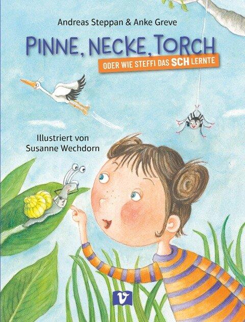 Pinne, Necke, Torch - Andreas Steppan, Anke Greve
