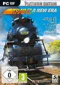 Trainz: A New Era Platinum Edition. Für Windows 7/8/10 (64-Bit) -