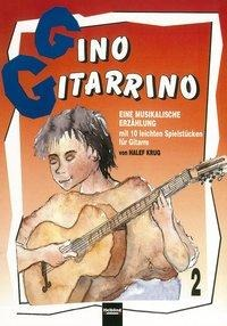 Gino Gitarrino 2 - Halef Krug